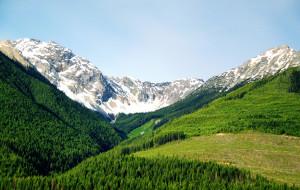 【加拿大落基山国家公园群图片】加拿大落基山之旅--优鹤国家公园
