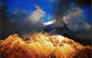 【四川图片】【盗梦之旅】:我的理塘,我的格聂,我的神山——走过这一路五彩缤纷的奇葩