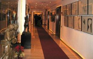 【锡切斯图片】在西切斯的艺术酒店迎新年之四:09年最后的晚餐