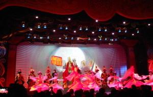 阿坝娱乐-藏王宴舞