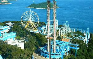 香港海洋公园图片