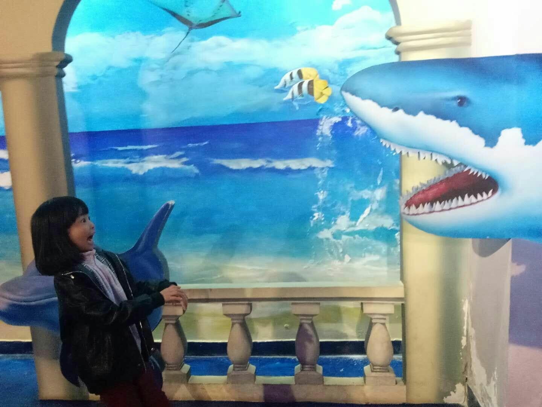西安幻太奇海洋馆