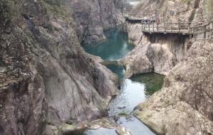 【磐安图片】浙中大峡谷之磐安十八涡