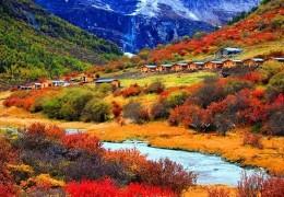三生三世十里桃花  一起相约林芝 318川藏线一路无尽美景!