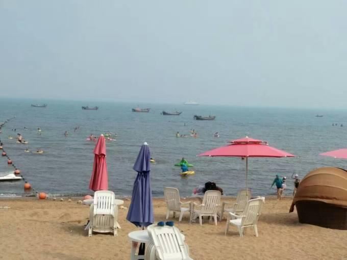 家乡美---葫芦岛(龙湾海滨,和平广场,龙湾观光栈道,龙回头)