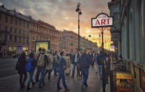 【圣彼得堡图片】【莫斯科/圣彼得堡】金秋九月,少女搭伙,勇闯莽莽俄罗斯。
