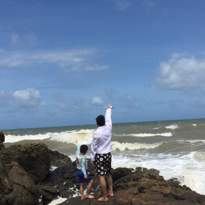 清迈-甲米-兰塔 一家四口游泰国 (准妈妈出游攻略)-更新中