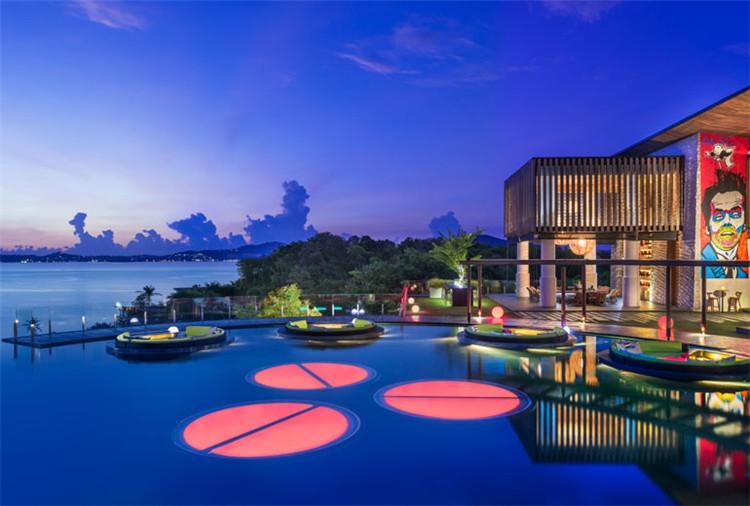 莲花岛 宾馆