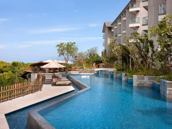 巴厘岛阿雅娜水疗度假酒店ayana resort and spa bali