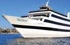 纽约精神号游轮Spirit Cruise观光巡航之旅(可选美国特色午餐或晚餐体验/动感DJ)
