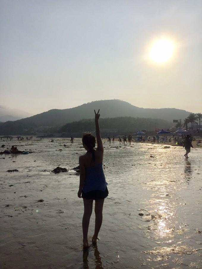 来大连广鹿岛享受阳光沙滩海浪吧!