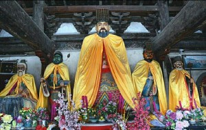 【金华图片】小小城隍庙,大大古文化。                —— 图解金华府城隍庙及中国非物质文化