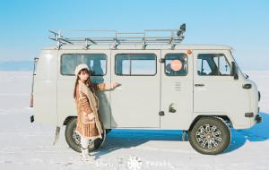 【贝加尔湖图片】【雍容makiori】贝加尔湖~我用这无涯的一生,许你一世蓝冰