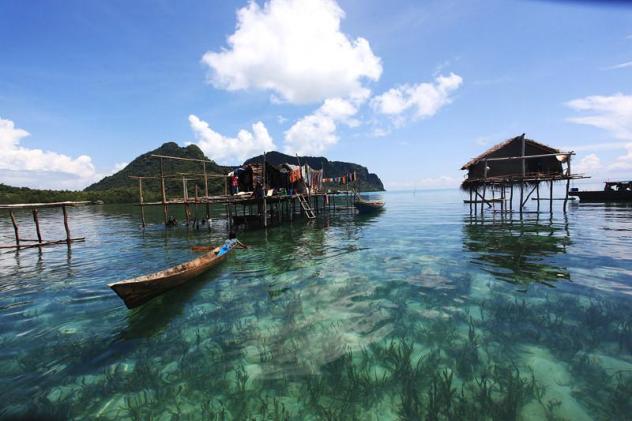 国庆想去马来西亚的海岛?