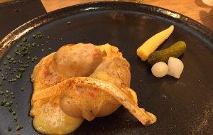 苏黎世美食-Raclette Factory