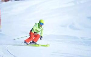 山西娱乐-乌金山李宁滑雪场