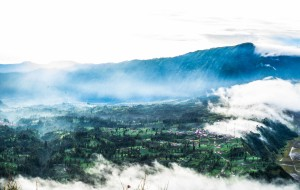 【布罗莫火山图片】火山徒步与半流浪,关于爪哇的执念
