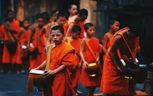 【老挝图片】老挝行纪   那些平静的美好