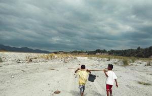【马尼拉图片】这里不止椰子香蕉 还有不愿醒的梦——菲律宾义工志