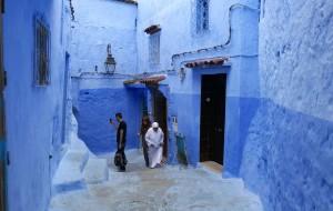 【非洲图片】北非魅影—走入童话般的蓝白小镇《舍夫沙万》