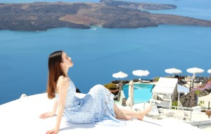 【费拉图片】那一片湛蓝的爱琴海——希腊蜜月之旅【半自由行】