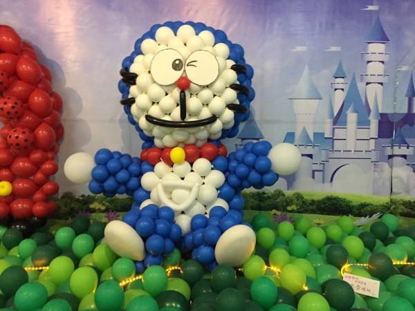 魔幻气球灯光秀/沈阳棋盘山风景区