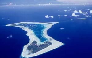 【库克群岛图片】库克群岛 在最美的环礁湖边享受人生