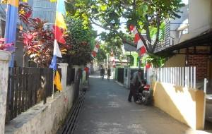 【西爪哇图片】游逛万隆的小街小巷