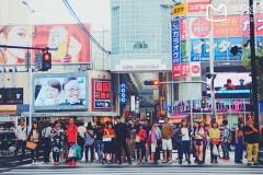 走走停停,在日本街头忽然明白旅行的意义
