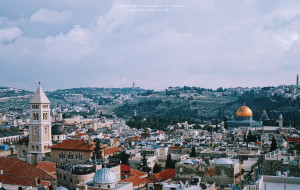 【耶路撒冷图片】耶路撒冷两日谈:拯救世界的除了爱与勇气,还有信仰