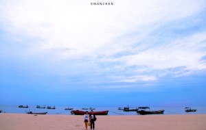 【湛江图片】{中国大陆南极村} 荒世美景 海角天涯 深藏火热
