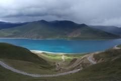 """""""色诱""""——走进你的世界。2017年7月川藏青自驾游之西藏——你的色彩让我着迷"""
