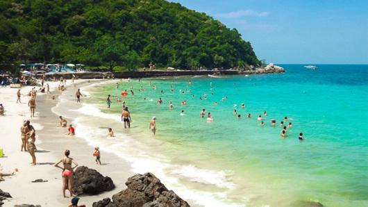 泰国 芭提雅格兰岛,萨克岛浮潜一日游(中文导游)