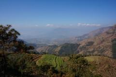 藏身深山的美景——米易新山梯田游记。