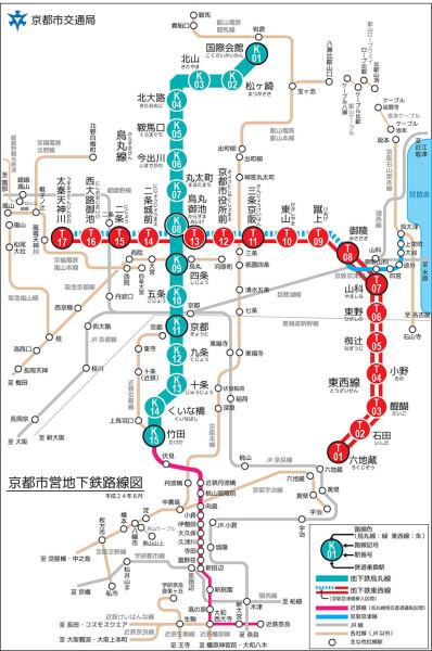 JR线路图   游   大阪   」:如果   东京   交通已经被顺利K.O了,个么   图片