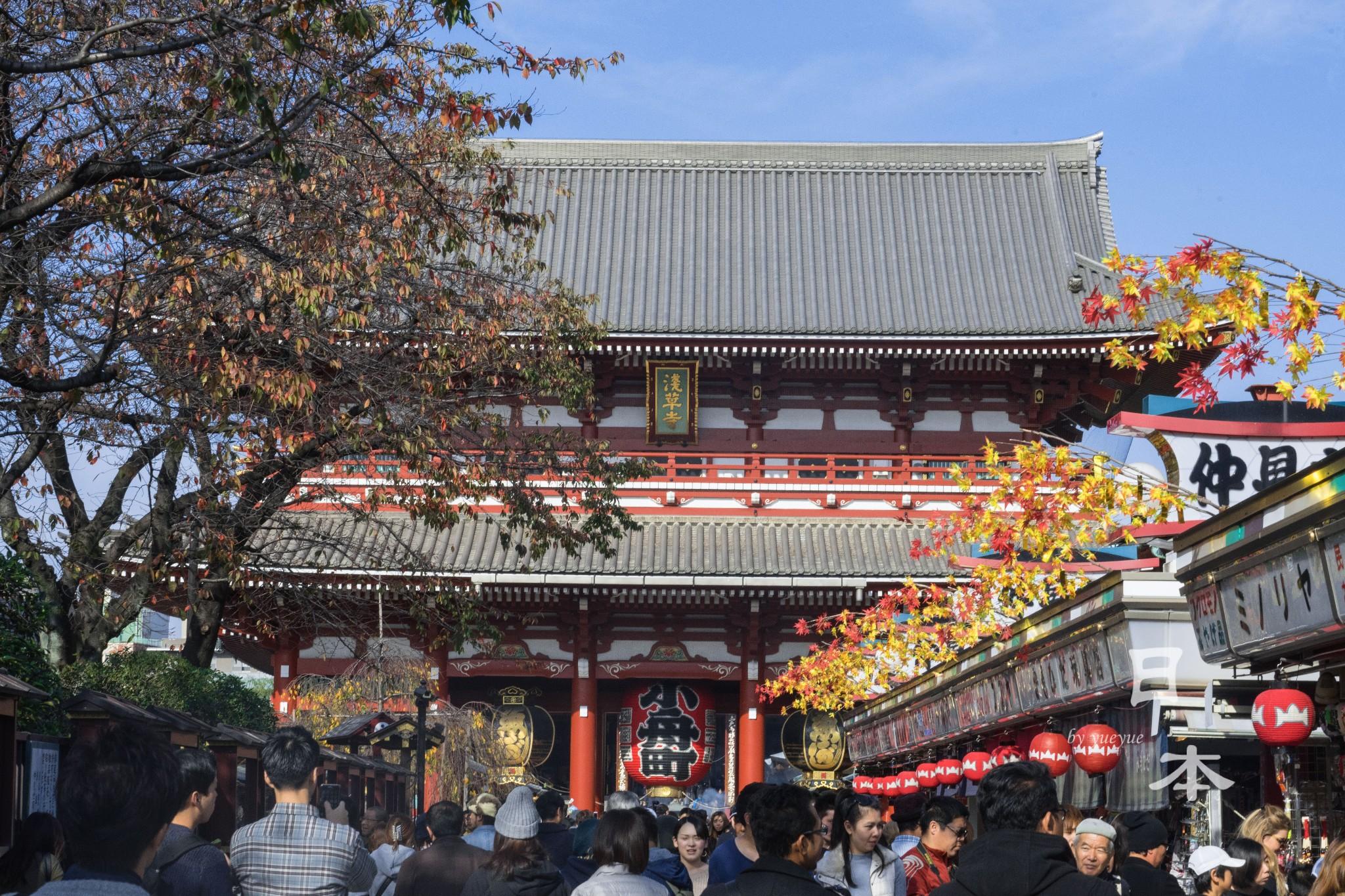 【日本景点图片】浅草寺