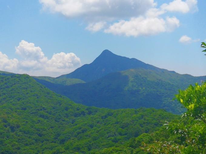 麦理浩径第二段完结篇--征服西贡最高峰蚺蛇尖