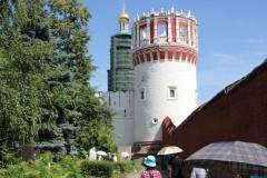 俄罗斯之行…新圣女公墓