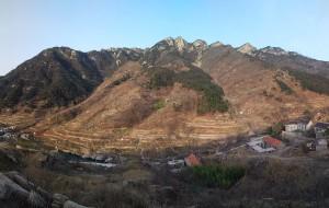 【临沂图片】休闲的好去处------李家石屋村