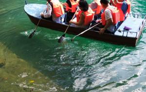 荔波娱乐-鸳鸯湖划船