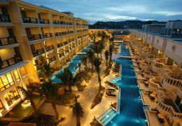 转让长滩岛5月1日一晚超抢手~和南恩花园度假村Henann Garden Resort