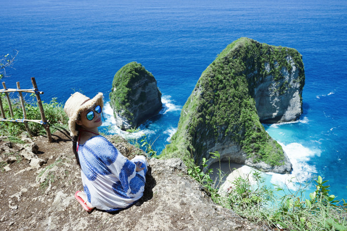 巴厘岛,蓝梦岛,佩尼达岛,只怪你太美丽!