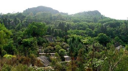 广安佛手山风景区门票高清图片