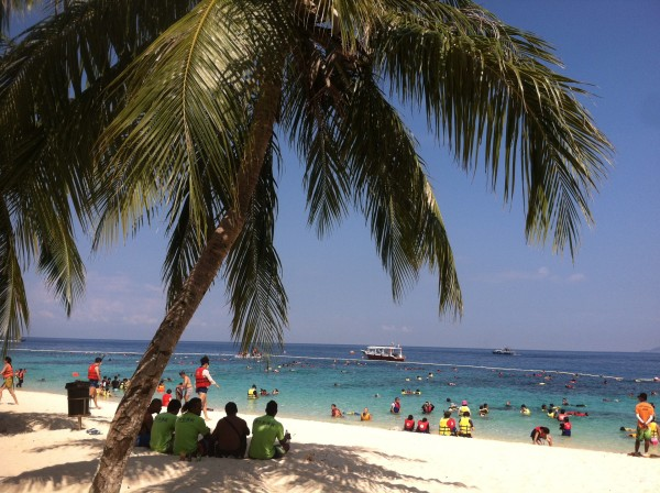 夏日么么茶·马来西亚热浪岛,9天8晚热浪岛度