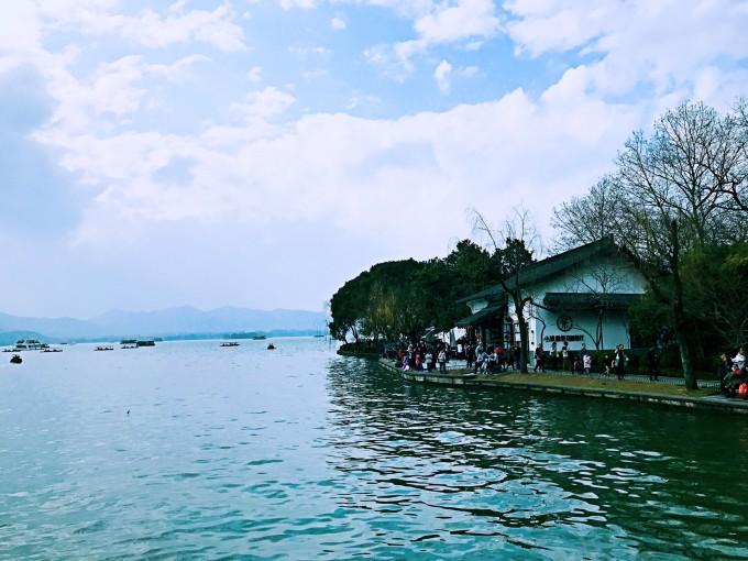 二月的西湖,千岛湖也是阳光灿烂美美哒
