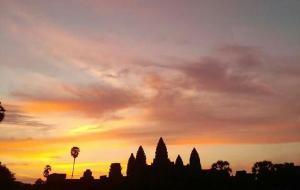 吴哥窟娱乐-Chanra's Angkor Tour