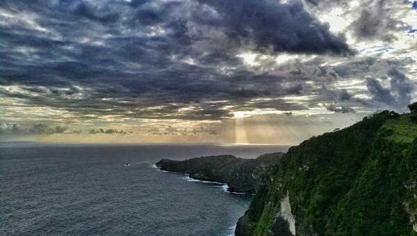 蓝梦岛与佩尼达岛的传说