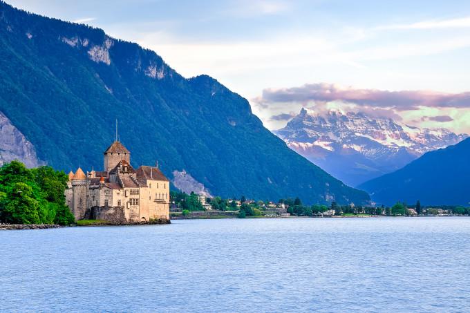 看得见风景的房间 | 瑞士网红酒店大盘点