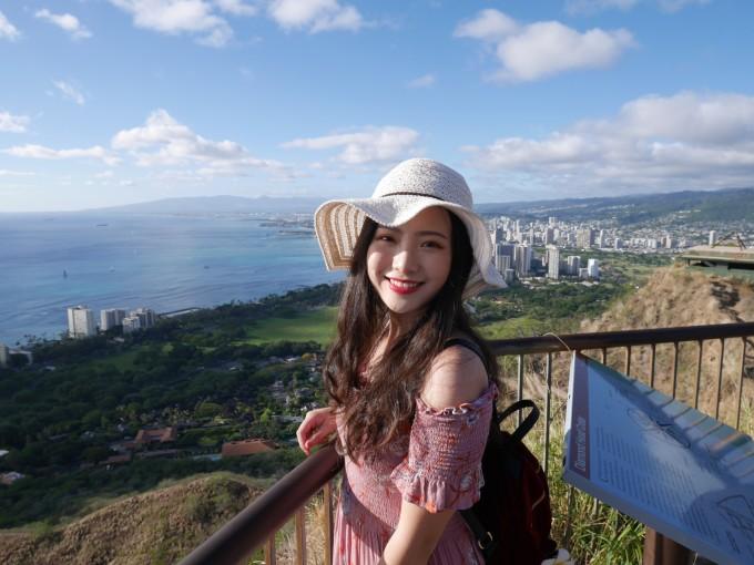 夏威夷欧胡岛游记 跳伞hiking吃吃吃 一个完美的圣诞