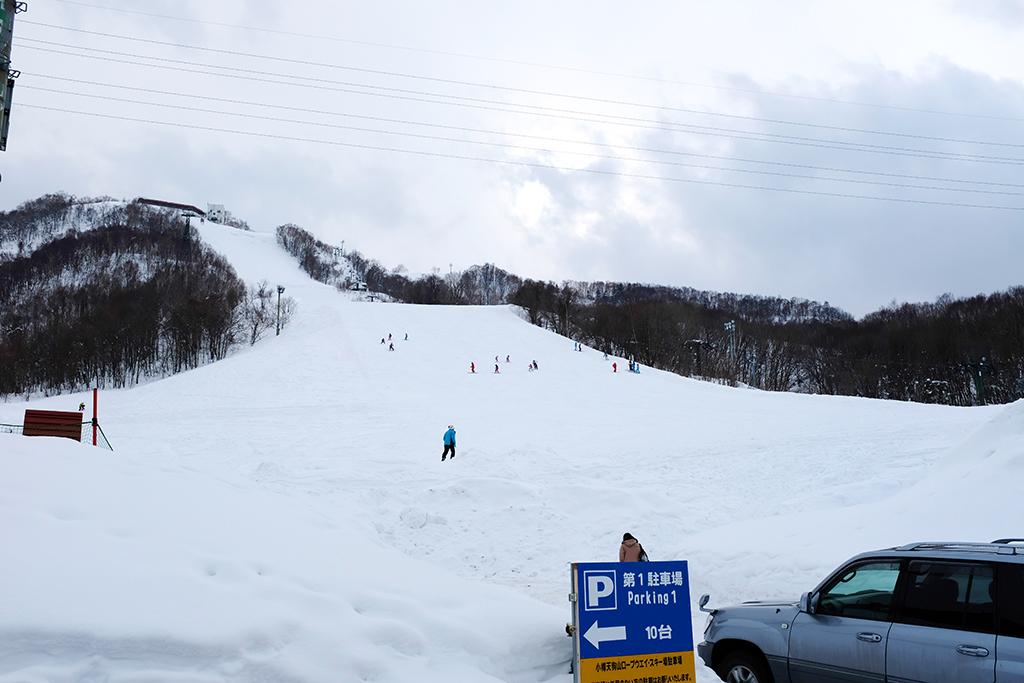 【北海道景點圖片】小樽天狗山滑雪場